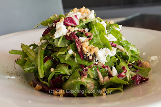 Arugula Ridicchio Salad
