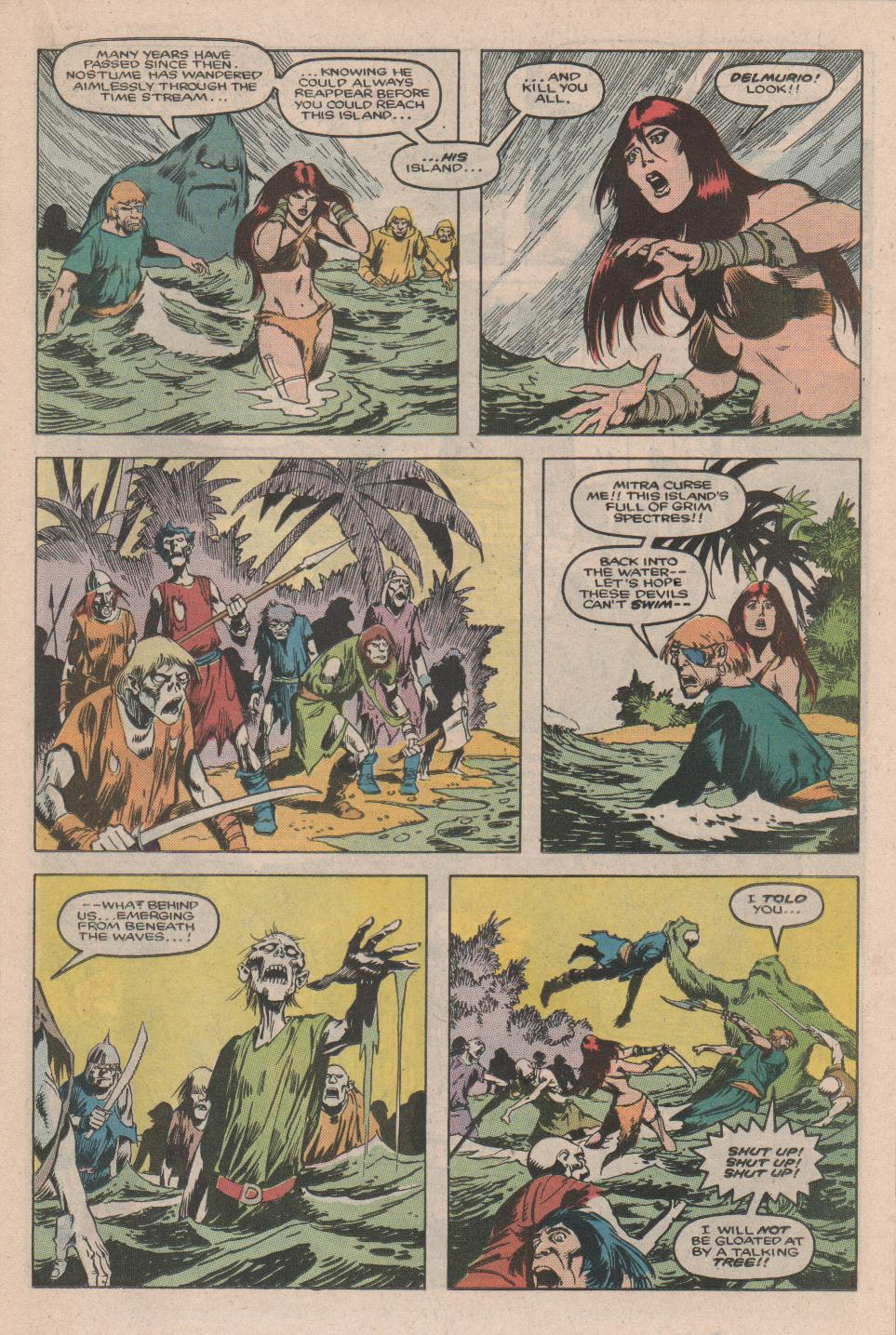 Conan the Barbarian (1970) Issue #177 #189 - English 11