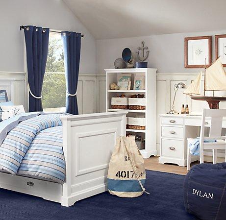 Estilo rustico dormitorios infantiles tradicionales - Dormitorios infantiles rusticos ...