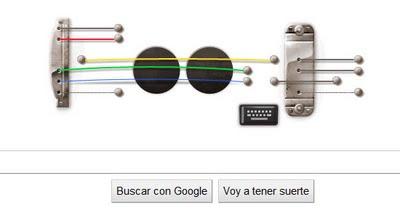 les paul-doodle-google
