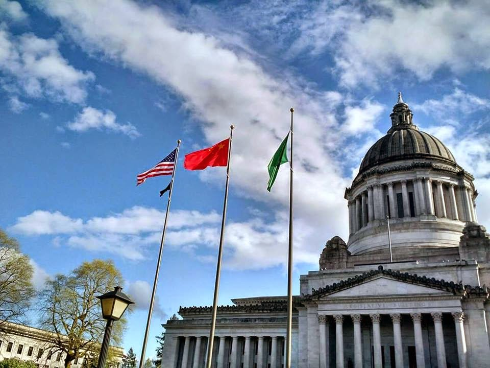 http://www.thegatewaypundit.com/2015/04/washington-state-flies-communist-flag-at-state-capitol-patriots-come-out-take-it-down-video/