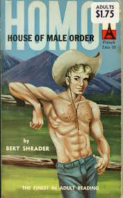 GAY PULPS bypassed the book stores ...