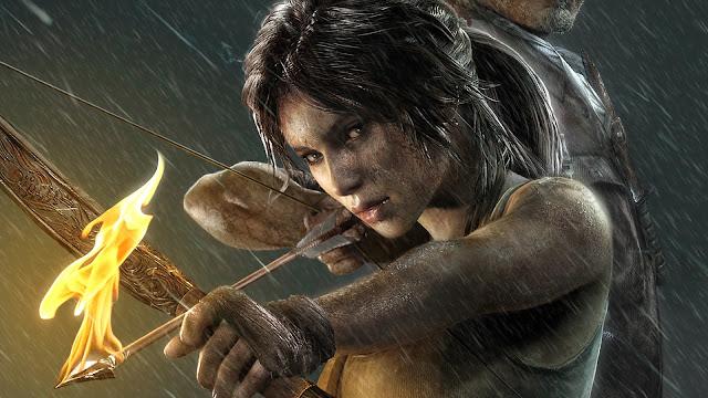 Lara Croft Tomb Raider Game