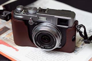 x100 camera retro