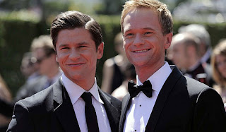Neil Patrick Harris, homosexual, gay, soulmate, lifepartner, married, wife