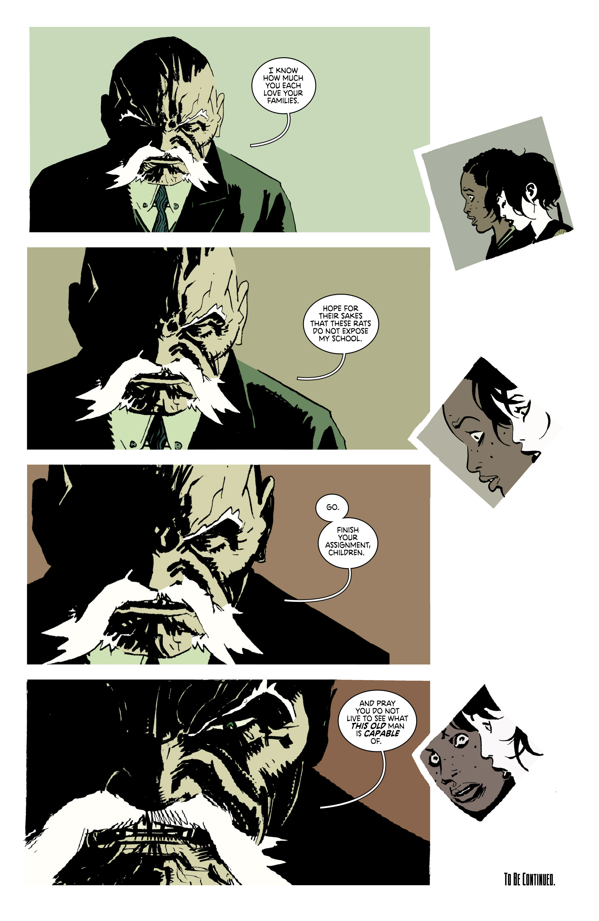 Read online Deadly Class comic -  Issue #18 - 23