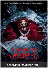 Capa Baixar Filme A Garota da Capa Vermelha Dublado   Torrent Baixaki Download