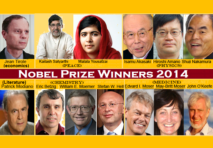 recent winners of the nobel peace prize