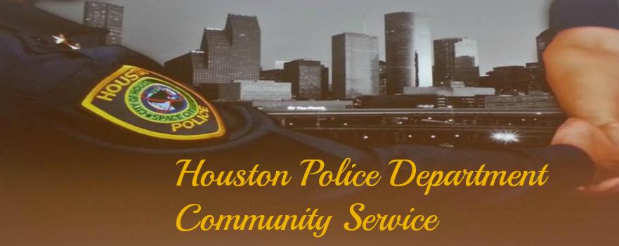 Houston Police Community Blog