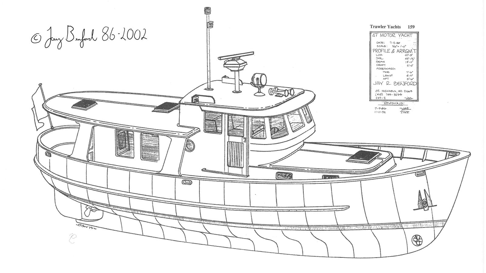 boat model plans free