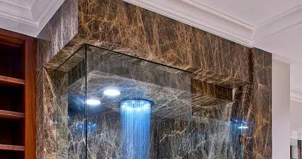 Dise o de interiores arquitectura 20 fascinantes ideas de dise o en duchas contempor neas que - Diseno de duchas ...
