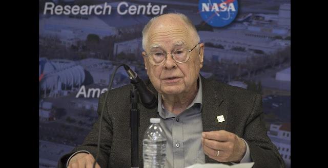 William Borucki. Credit: NASA