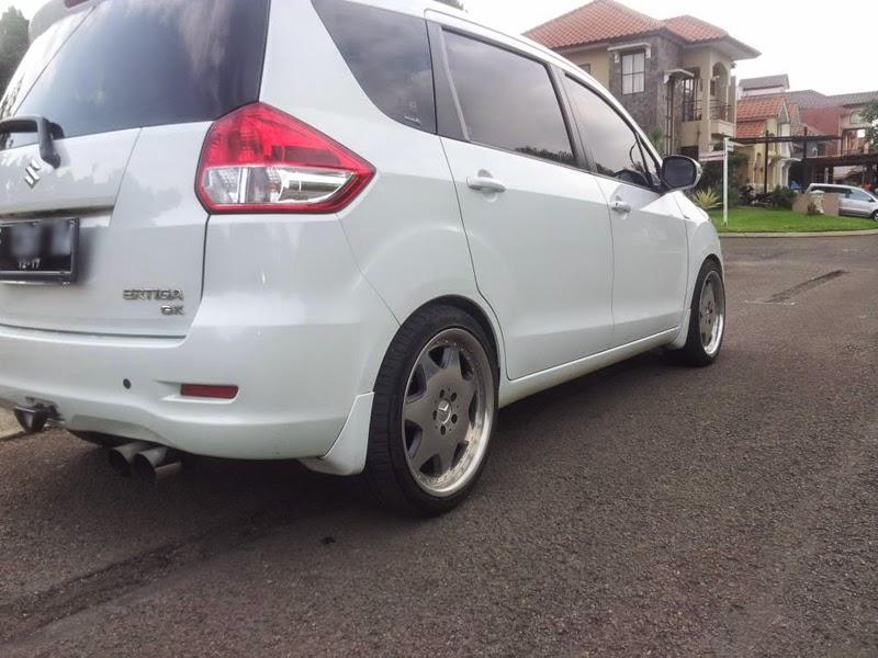 Modifikasi Velg Suzuki Ertiga Keren