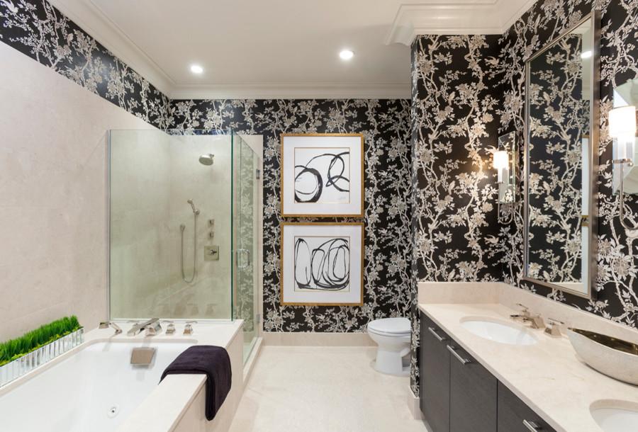 Contemporary Closet By Chicago Interior Designers Decorators Anthony Michael Design Ltd