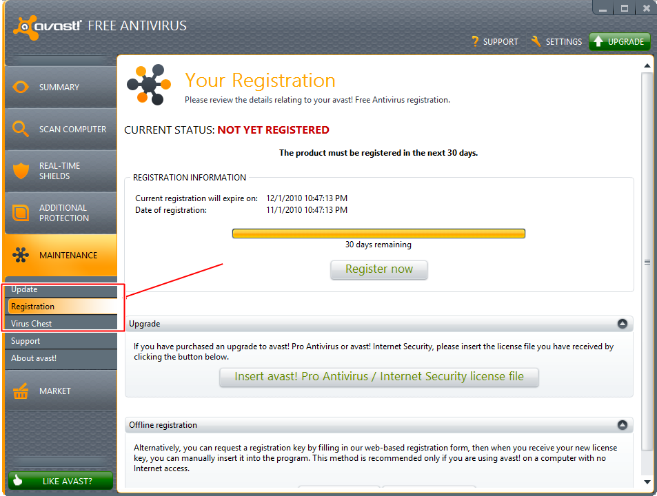 avast free 1 year license key 2018