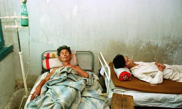Foto Kelaparan Di Korea Utara