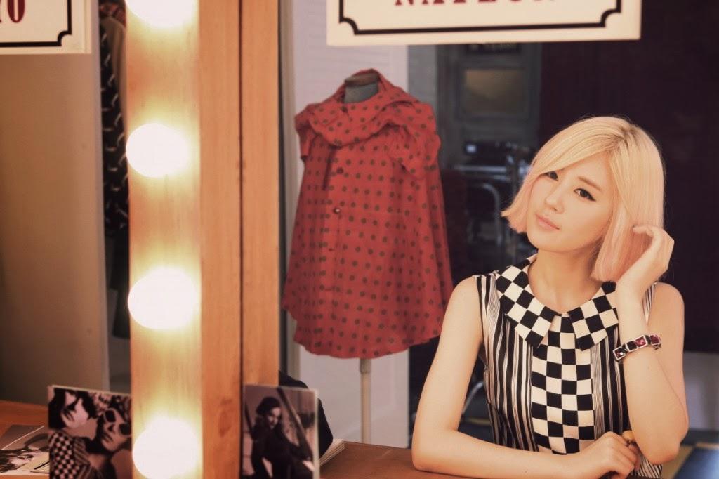 Birth Name Han Na Yeon  Na Yeon Choi Dress