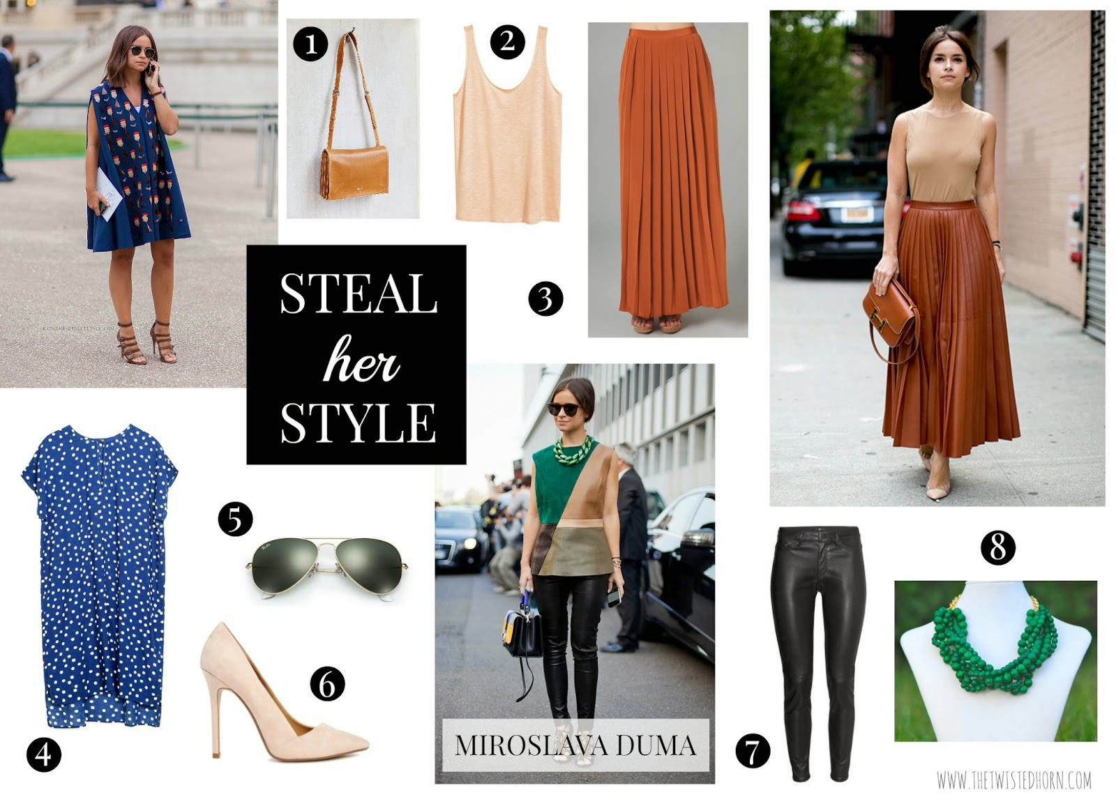 Steal her Style // Miroslava Duma