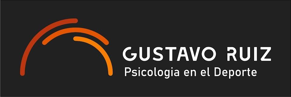 GUSTAVO RUIZ -Psicología en el Deporte