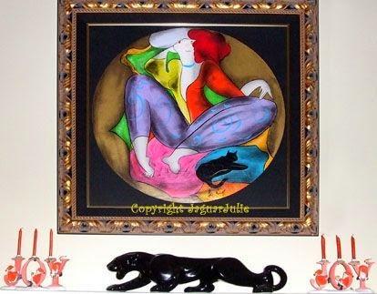 LeKinff art and marjolein bastin joy