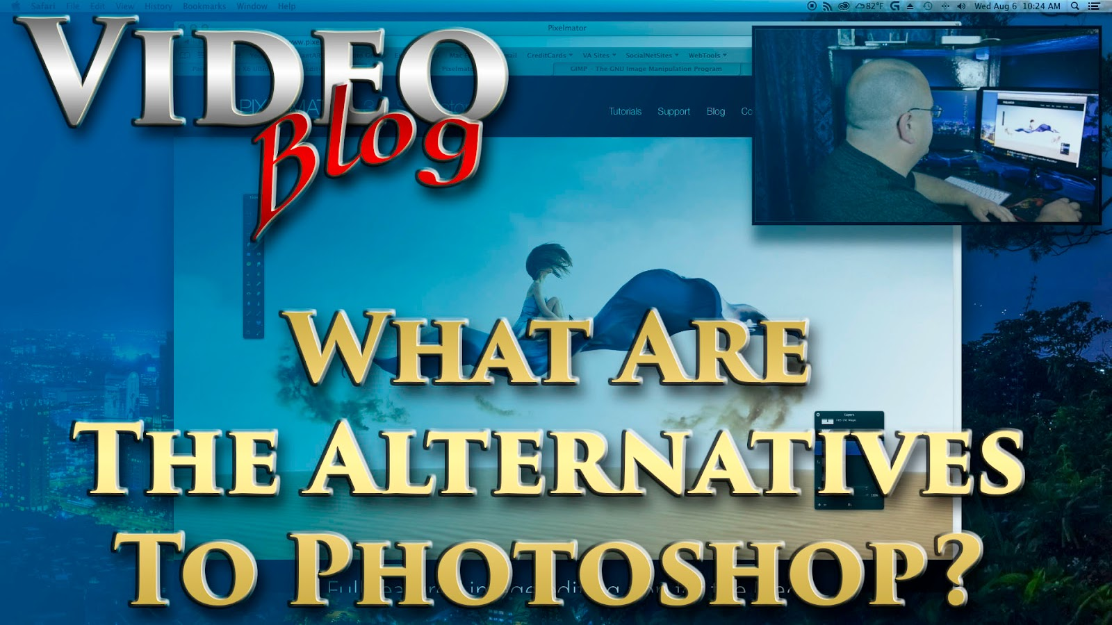 What Are The Alternatives To Photoshop?