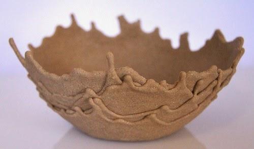 DIY sand craft