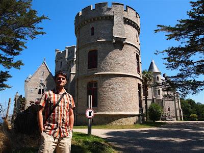 Castillo Abbadia de Hendaya