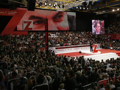 La puesta en escena de la campaña electoral. Política y protocolo. Olga Casal