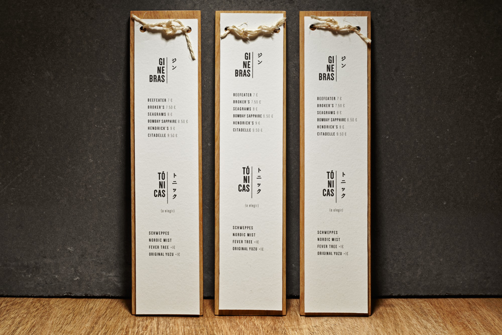 Nozomi Sushi nozomi suhi bar on packaging of the world - creative package