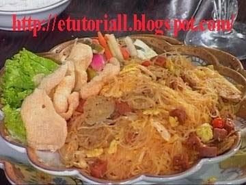 Resep Salad Bihun Goreng