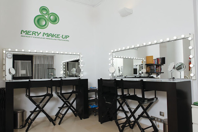 Mery Make Up, Escuela, Brochas, Style