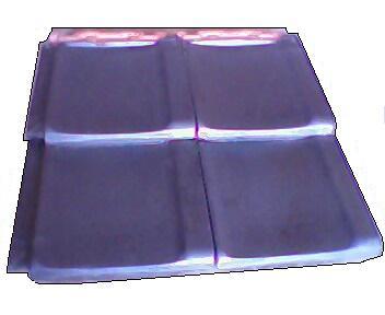 Genteng FLAT KERAMIK - M CLASS, Flat keramik glazur pertama di