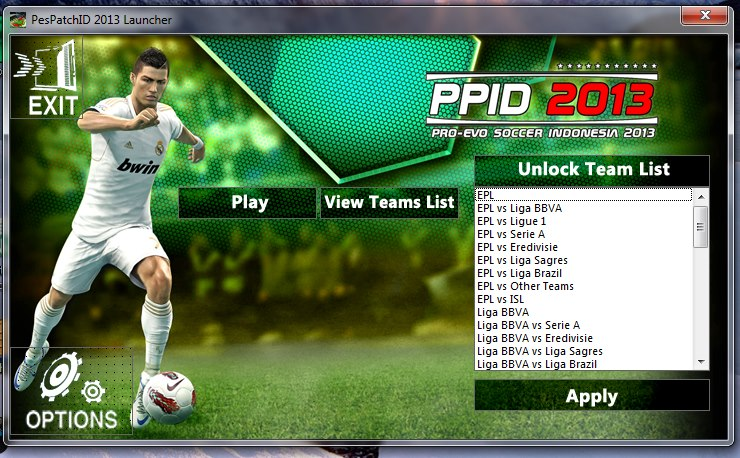 PesPatchID Demo Patch 2013 2.0 FREE DOWNLOAD