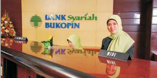Lowongan Kerja Costumer Service Bank Syariah Bukopin Terbaru
