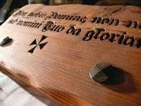 Scrivere nel legno