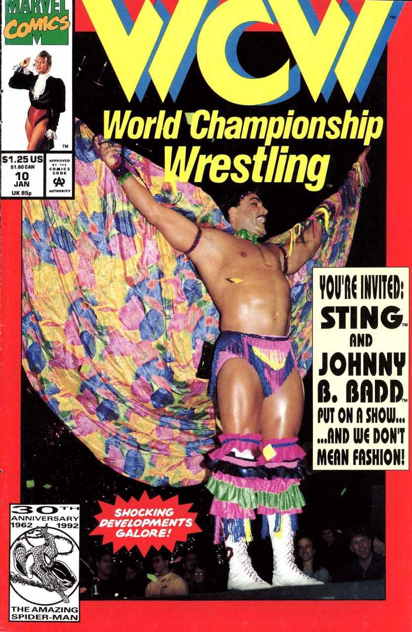 WCW 10 Johnny B. Badd
