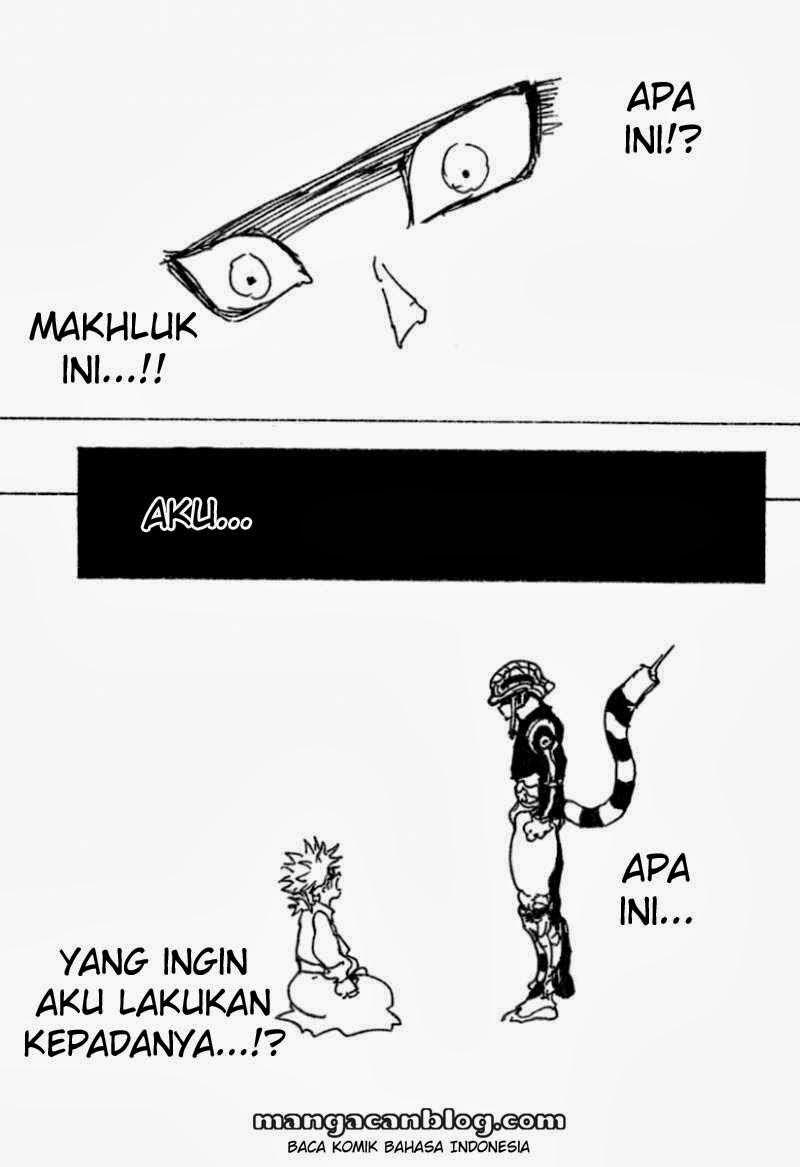 Dilarang COPAS - situs resmi www.mangacanblog.com - Komik hunter x hunter 258 - 1 - 2 259 Indonesia hunter x hunter 258 - 1 - 2 Terbaru 9|Baca Manga Komik Indonesia|Mangacan