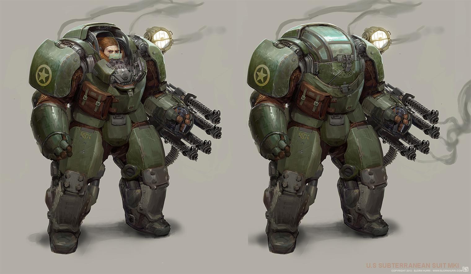 Sci Fi By Jd Clarke Armor