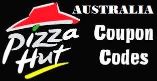 Pizza Hut Australia Coupons