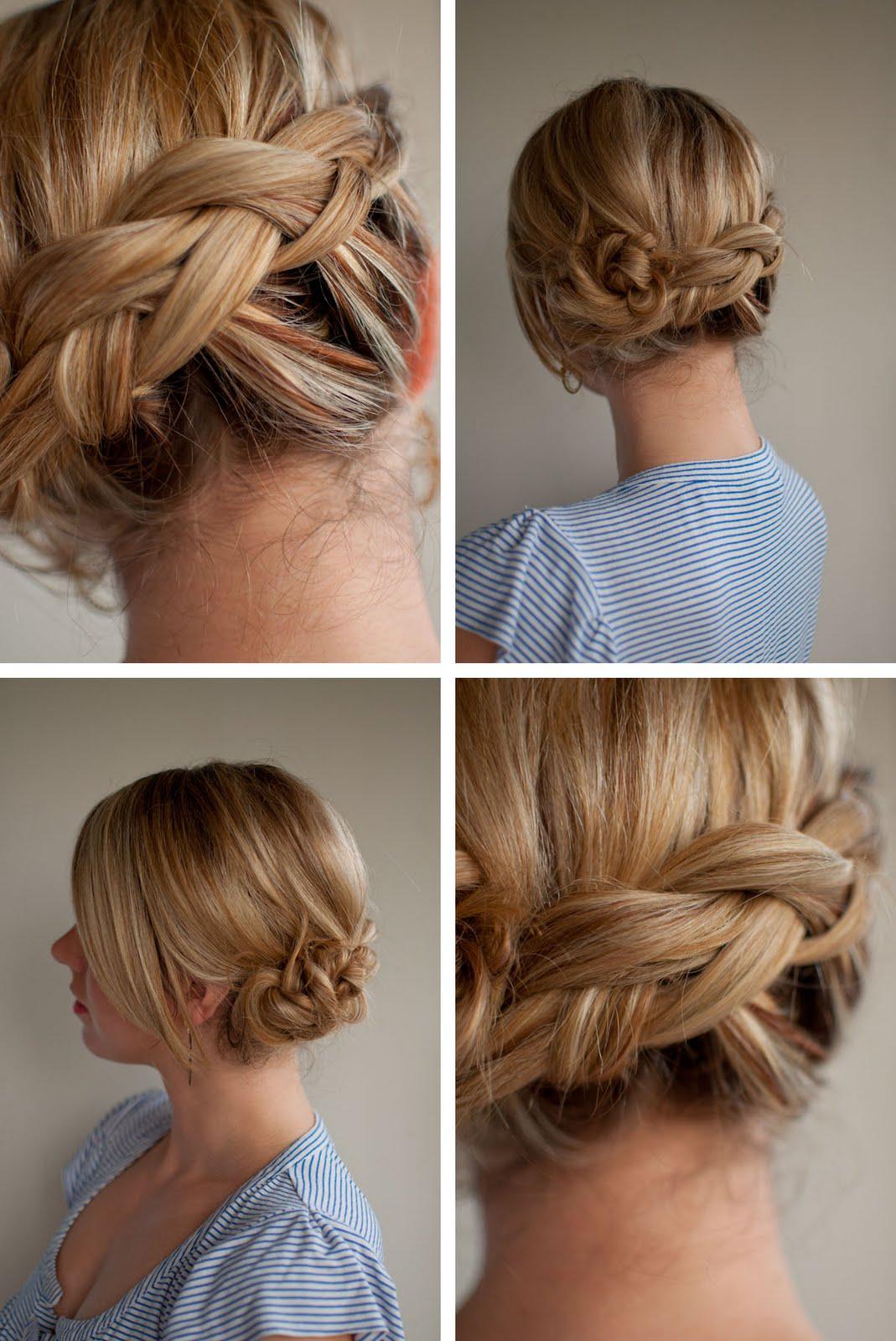 HAIRSTYLES // 30 Days of Twist & Pin Hairstyles - ZingLoveFashion