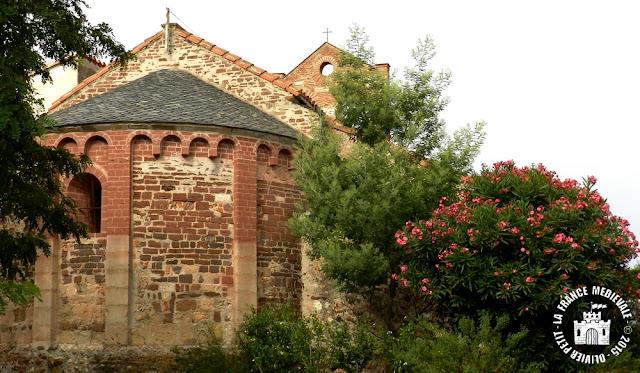 Perpignan (66) - Chapelle romane de Château-Roussillon