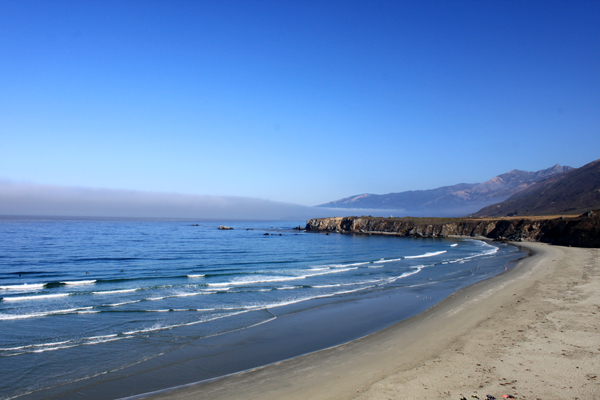 Sand Dollar Beach, Big Sur