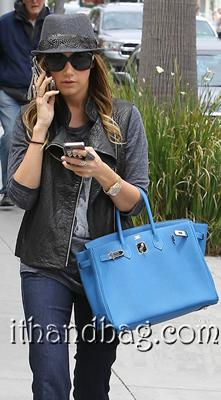 hermes birkin celebrities
