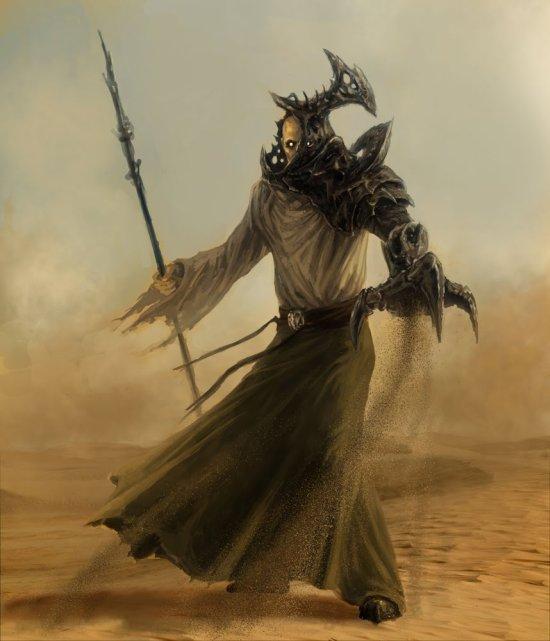 Vlad Marica VladMRK deviantart ilustrações fantasia terror violência sombrio demônios
