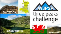 Welsh 3 Pedals to Peak 2013
