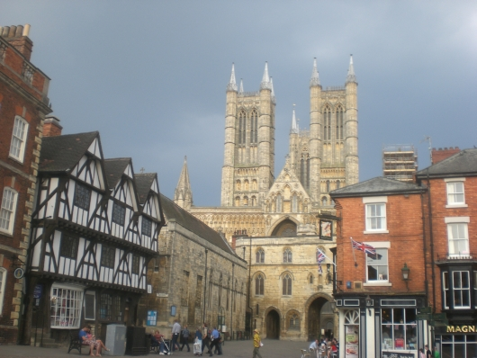 Lincoln Cathedral, the Cathedral Church of the Blessed Virgin Mary of Lincoln