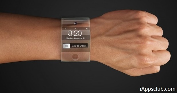 Apple working on iWatch with curved glass, release date 2013/2014