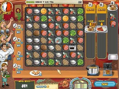 Product picture Game Download - Restaurant Rush