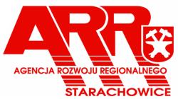 Logo Agencji Rozwoju Regionalnego Starachowice