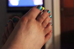 Summer Piggy Toes 2013